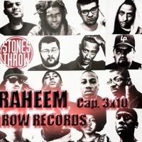 Programa 3x10: Stones Throw Records